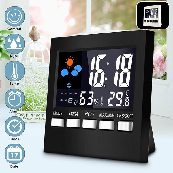 snoozealarmclock, led, Clock, voicecontrol