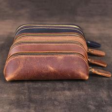 pencilcase, pencase, leatherpencilbag, pencil