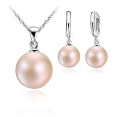 Sterling, Set, Jewelry, Earring