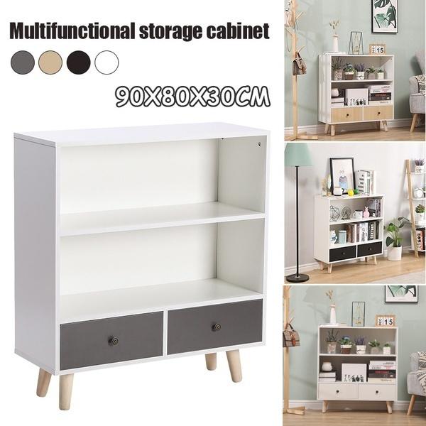 Wood, Storage, Console, storageshelve