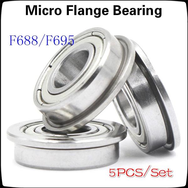 Steel, Bearings, 3dprinterbearing, microbearing