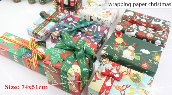wrappingpaperchristma, wrappingpape, Student, Gifts