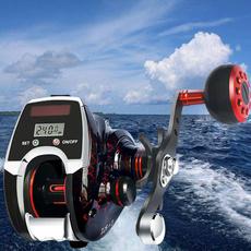fishingtool, baitcastingreel, Metal, Fishing Tackle