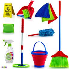 toycleaningset, Toy, cleaningtoysset, 12pieceset