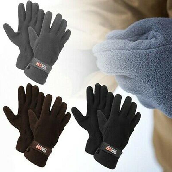 Fleece, Winter, Gloves
