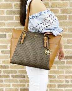 brown, Fashion, Zip, Totes