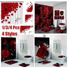cortinasparasala, Bathroom Accessories, bathroomdecor, Rose