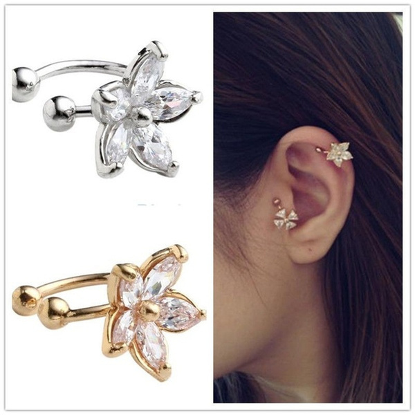 golden, Flowers, Jewelry, Gifts
