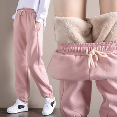 cottonpant, Winter, Casual pants, thickeningpant