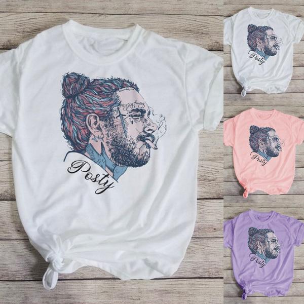 Plus Size, Cotton Shirt, print t-shirt, Graphic Shirt
