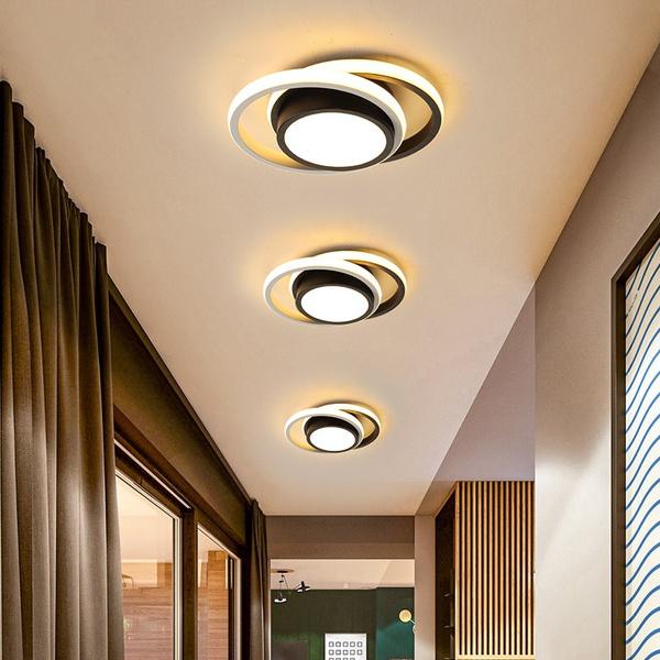aisle, ceiling, led, Home Decor