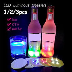 Light Bulb, partyclub, tablemat, led