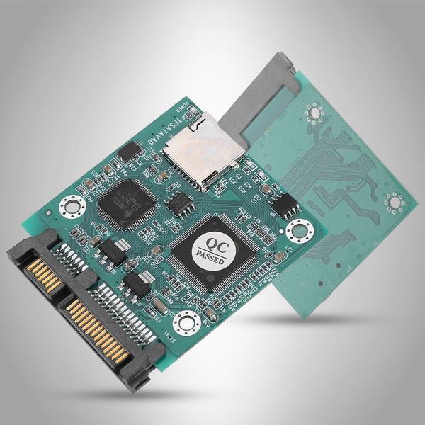 gadget, satassd, microsdtosata, Adapter