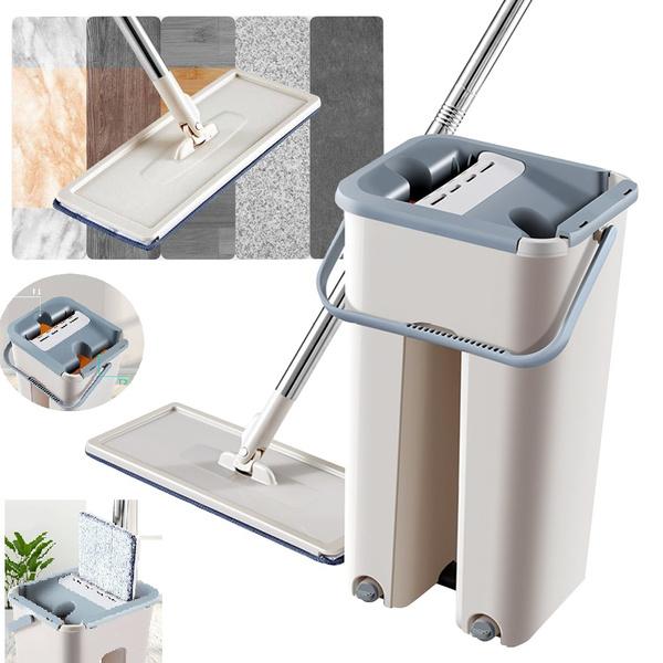 mopandbucketkit, mopwithbucketkit, Household Supplies, floorcleaningtool