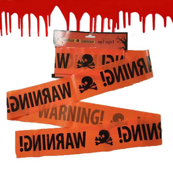 warningsignssticker, halloweenparty, warningsticker, cautiontape