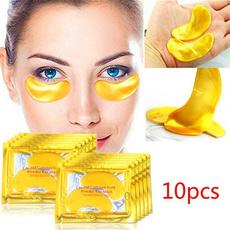 golden, eye, Crystal, collageneyecream