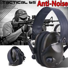 tacticalearmuff, Headset, antinoiseearmuff, Hunting