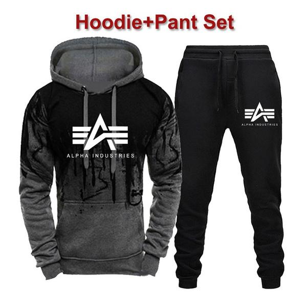 hoodiesformen, Hoodies, pants, Long sleeved