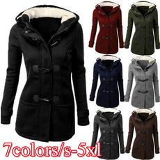 overcoatouterwear, Women, Plus Size, womenwarmcoat