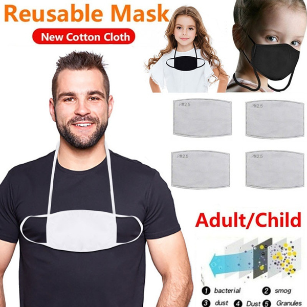 Cotton, blackmask, Necks, maskforvirusonetimeuse