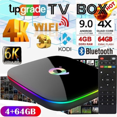 Box, tvbox4k, androidtvbox, Home Theater & TVs