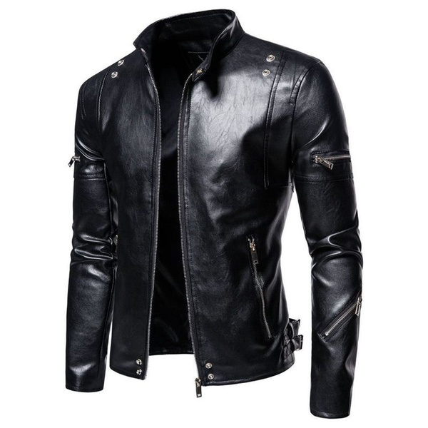 motorcyclejacket, Fashion, leather, zippers