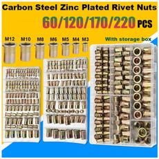threadnut, Steel, rivetingtool, repairtool