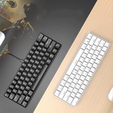 Mini, gamingkeyboard, wiredkeyboard, Office