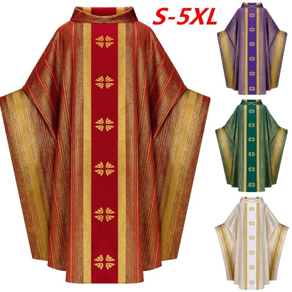 Fashion, longrobe, cape, churchcostume