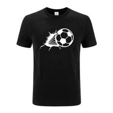 Summer, Football, Shirt, Sleeve