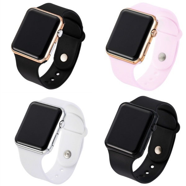 LED Watch, digitalwatche, led, Clock