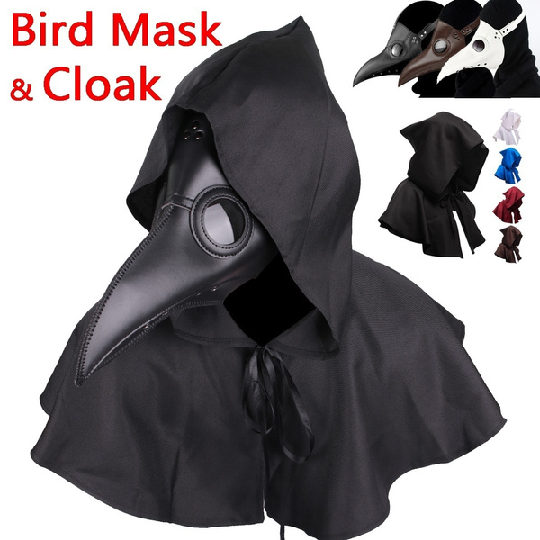 Cosplay, leather, Halloween Costume, Face Mask