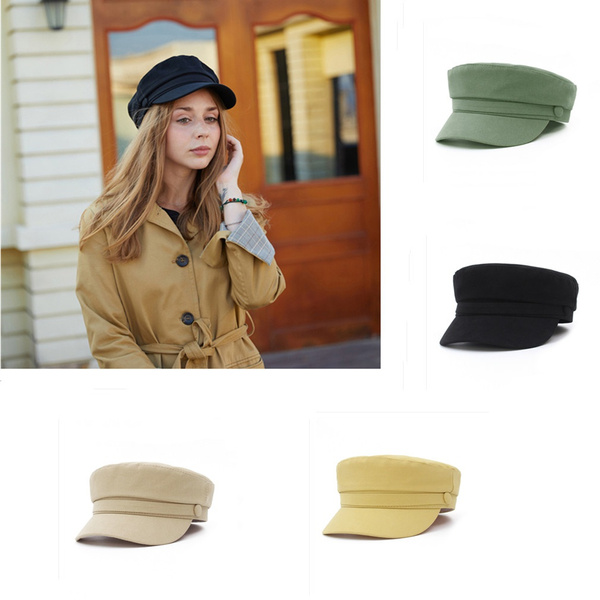 Newsboy Caps, Fashion, cottonhat, painterhat