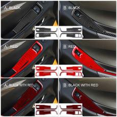 Car Sticker, Fiber, Door, 2011camaro