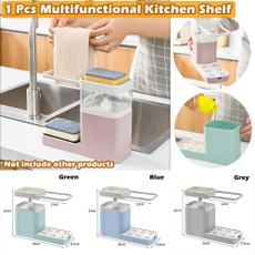 Storage Box, storagerack, Bathroom, Towels