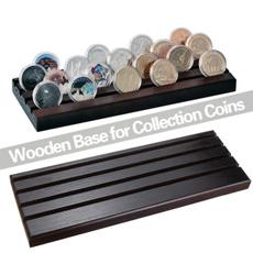 Box, Collectibles, coinholder, Wooden