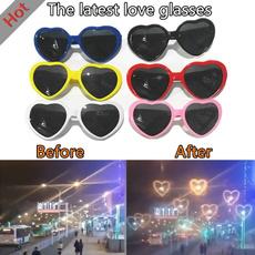 Polarized Glasses, Love, interestingglasse, lights