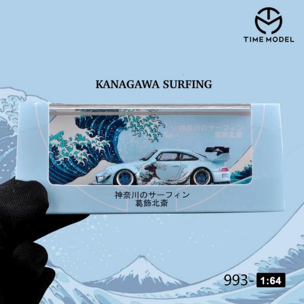kanagawa, 993, Cars, Metal