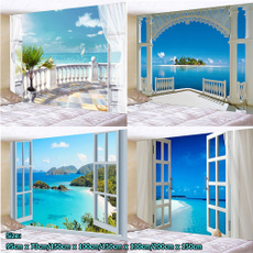 Home & Kitchen, Decor, Wall Art, scenerytapestry
