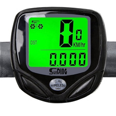 Cycling, Sports & Outdoors, Waterproof, odometer