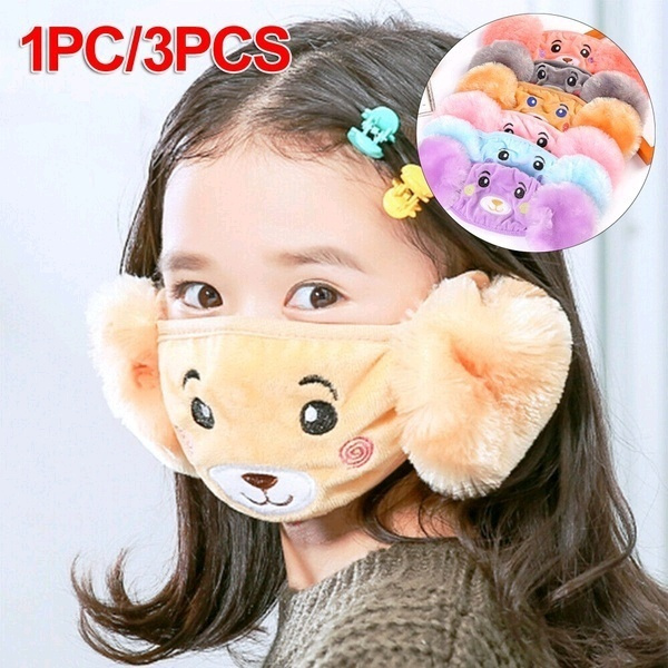 cute, kidsmouthmuffle, Cover, Masks