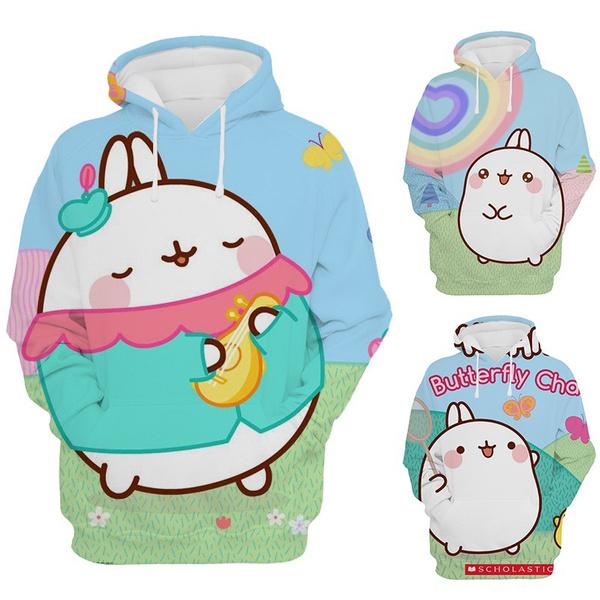 molanghoodie, cute, boysgirlstop, Pullovers