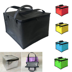 foodcase, Foldable, coolerbag, Zip