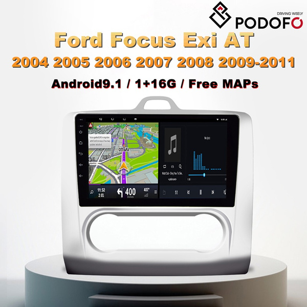 Touch Screen, Bluetooth, usb, Gps