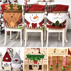 chaircoversdiningroom, christmasdecorationsforhome, chaircover, Home Decor