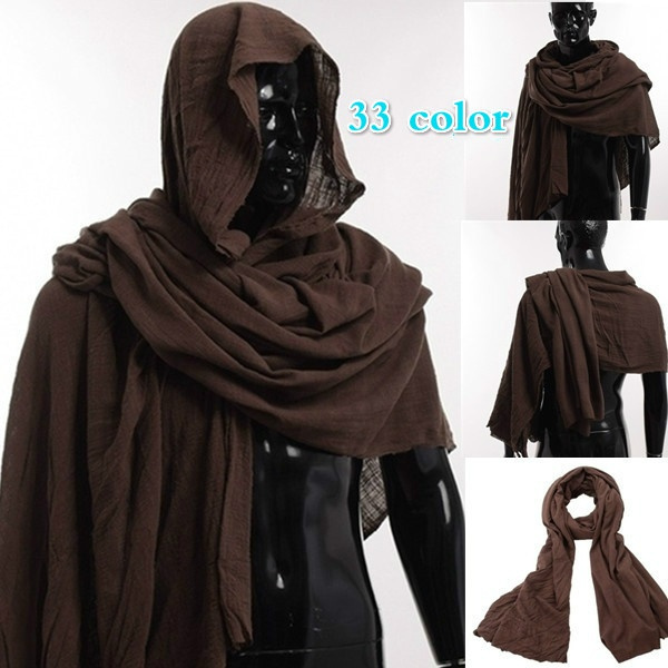 Scarves, hooded, Medieval, shouldercowl