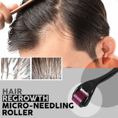 antihairlo, microneedlingroller, hair, hairgrowth