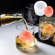 diy, icecreammaker, Silicone, Rose