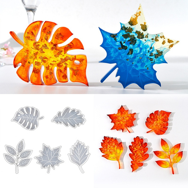 castingmold, Coasters, Silicone, resinmold