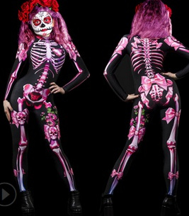 Role Playing, Fashion, Cosplay, Skeleton